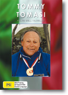 DVD Tommy Tomasi A Life Well Travelled